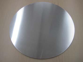 Aluminum disc (round aluminum sheet)