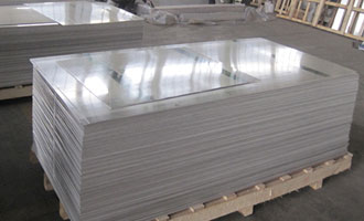 1 inch thick aluminum plate